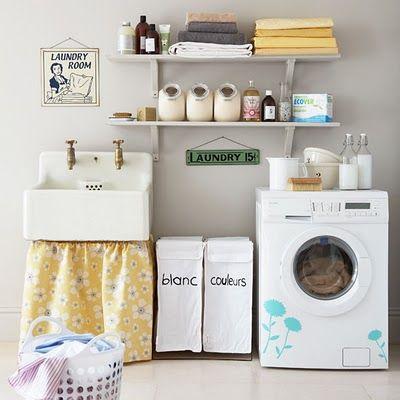 lavanderia simples
