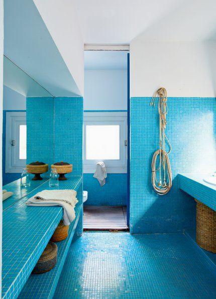 decoração para banheiro