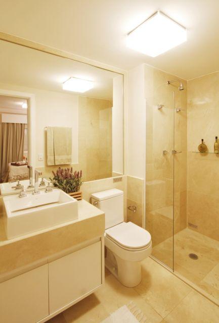 mármore banheiro