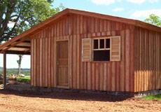 casa madeira pinus