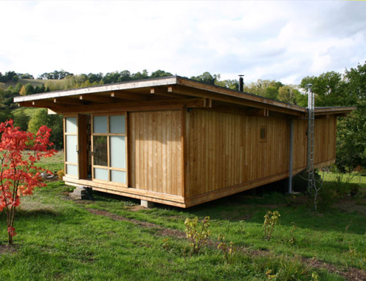 80 casas de madeira projetos modelos fotos e dicas - Modelos casas rusticas ...
