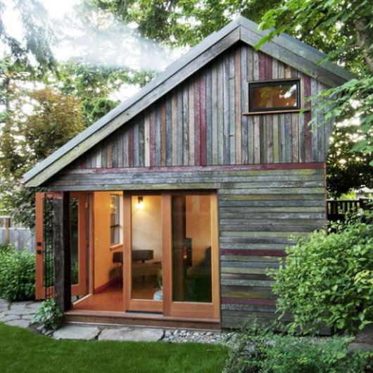 80 casas de madeira projetos modelos fotos e dicas for Online tiny house builder