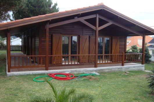 casa madeira com varanda