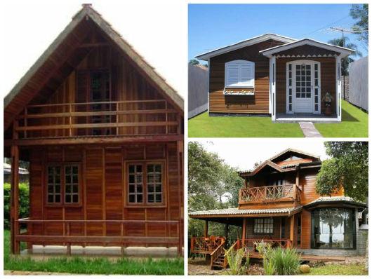 modelos casa madeira pré moldada