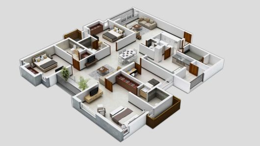 30 casas estilo americano fachadas e interiores for Best home plans 2015