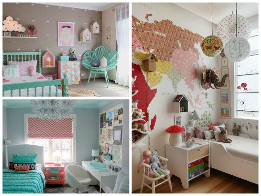 decoração quarto para criança e adolescente