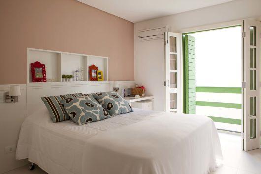 decoração simples quarto casal