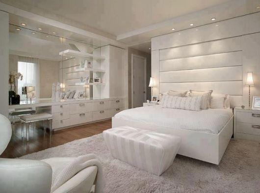 45 cores para quarto de casal dicas e fotos. Black Bedroom Furniture Sets. Home Design Ideas