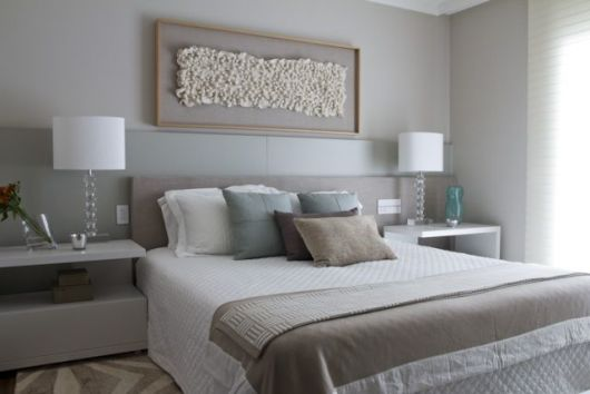 45 cores para quarto de casal dicas e fotos - Pisos pilotos decorados ...