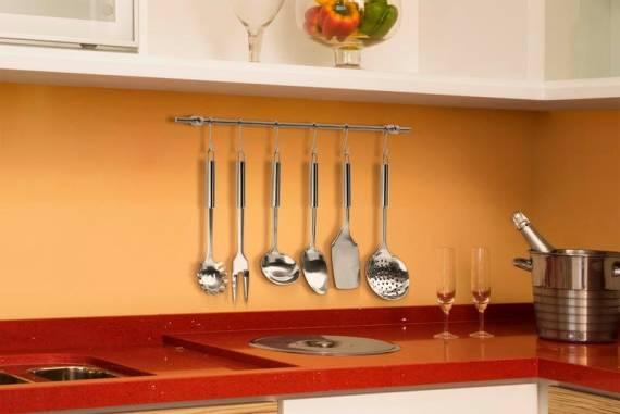 Ideias de enfeites para cozinha moderna