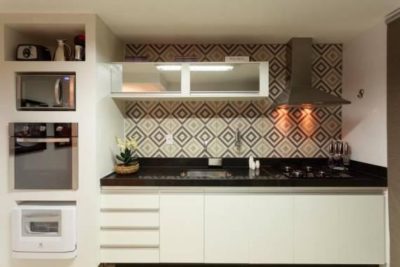 Sugestões de cores para cozinha moderna clean