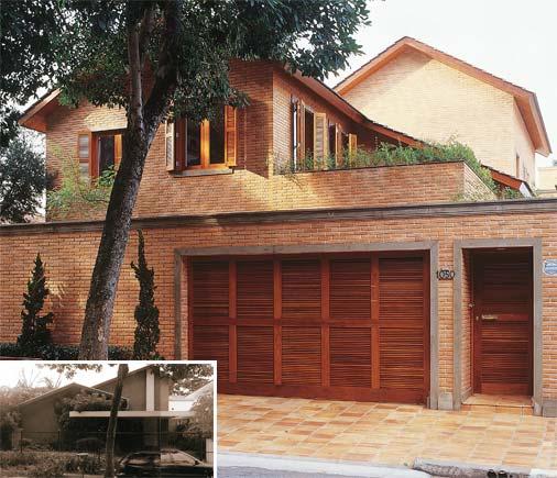 70 modelos de muros fotos dicas e materiais for Modelos de casas fachadas fotos