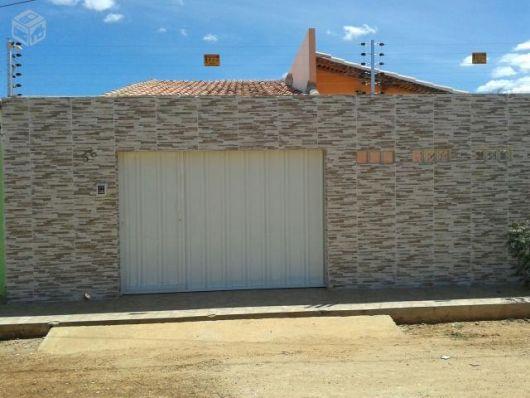 muro com cerâmica que imita pedra