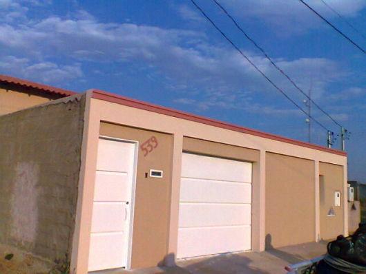frente casa simples