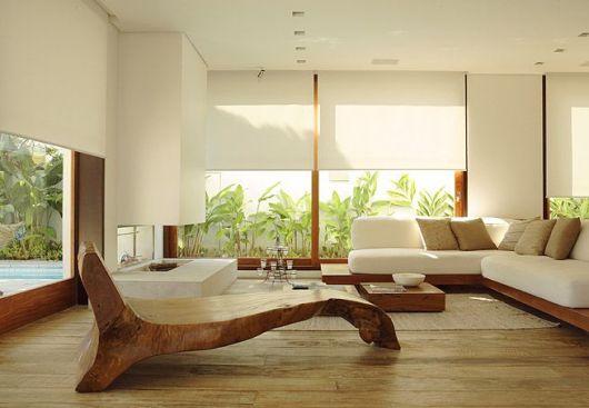 19 modelos de sof s como escolher guia completo for Sala de estar estilo rustico