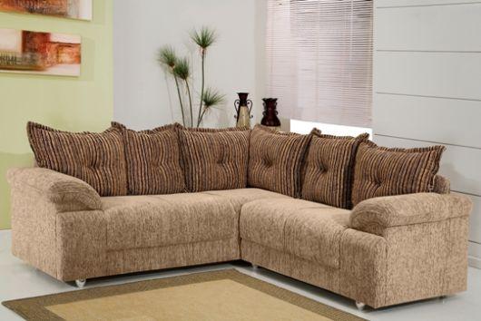 19 modelos de sof s como escolher guia completo - Modelos de cojines para sofas ...