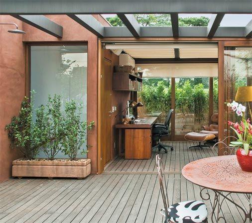 mesa para quintal