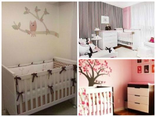 decorações para quarto de bebê
