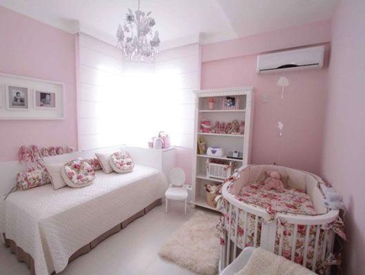 cortina quarto de bebê