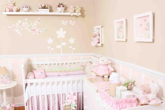 decoração ovelha quarto infantil