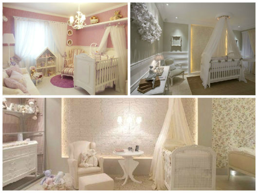 parede quarto de bebê