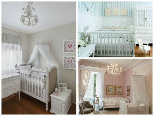 como decorar quarto bebê