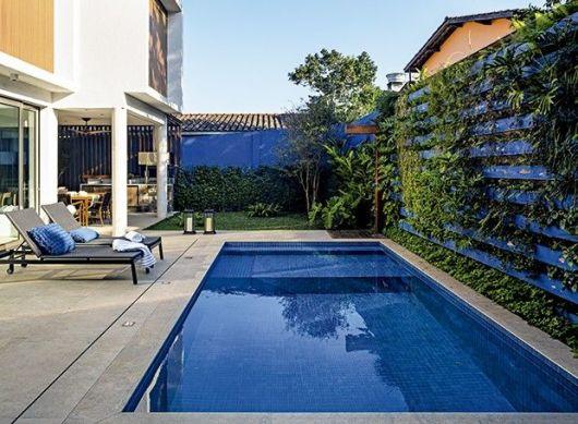 Revestimento para piscina tipos dicas e fotos for Piscinas para casas