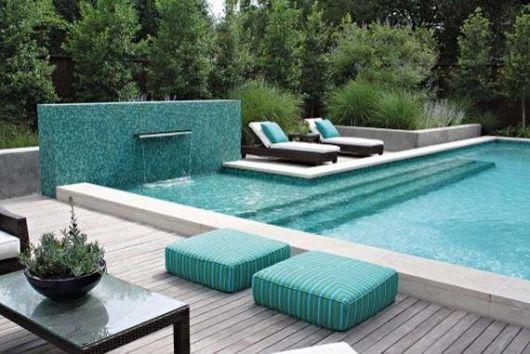 piscina pastilha verde