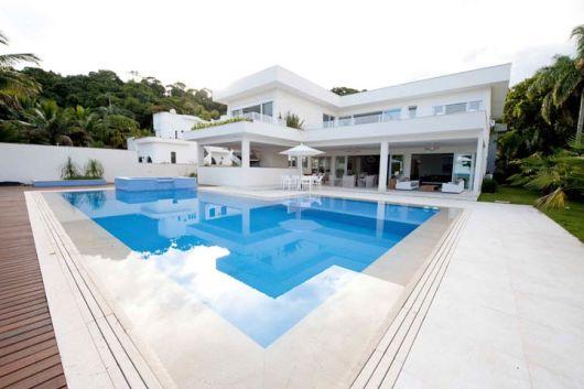 Revestimento para piscina tipos dicas e fotos - Tipo de piscinas ...