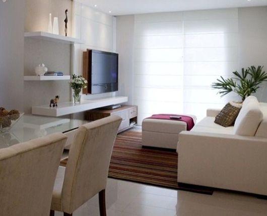 70 tapetes para sala de estar e tv imperd veis for Tapetes para sala de estar 150x200