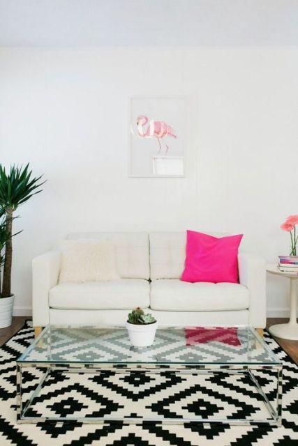 Decoracao Sala De Estar Ikea ~  de sala tem pintura temática – Portal de # decoracao sala zebra