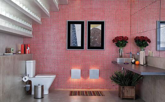 banheiro moderno decorado