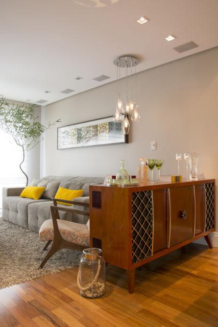 Buffet Na Decoracao Sala De Jantar ~  ainda foi ideal para separar os ambientes – sala da sala de jantar