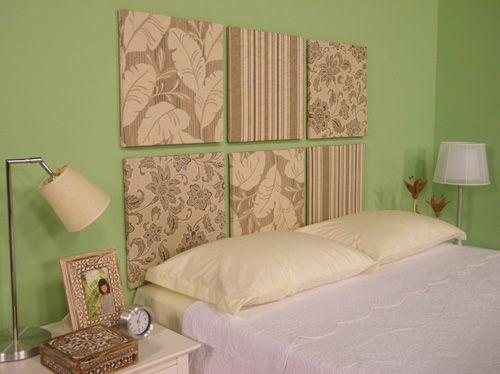 parede verde na decoração