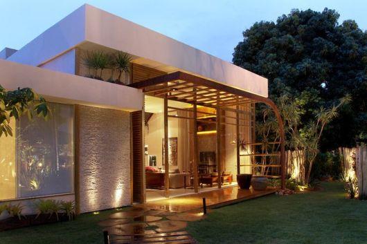 casa térrea moderna