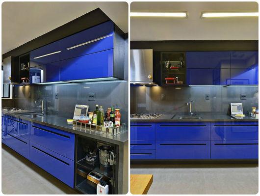 cozinha azul bic