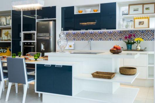 lustre para cozinha