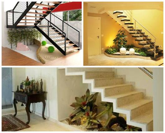 escada jardim embaixo:Pics Photos – Jardim Inverno Embaixo Escada Jardinagem Paisagismo