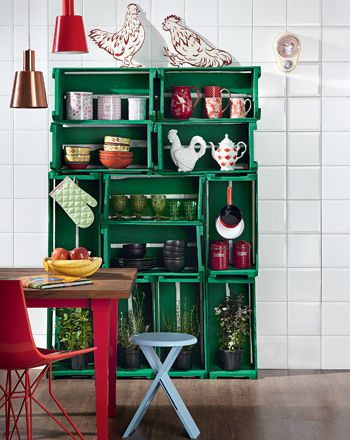 cozinha alternativa