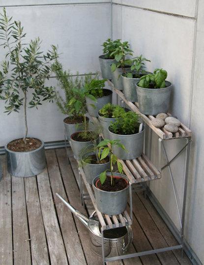 80 modelos de estantes como fazer fotos dicas - Estantes para plantas ...