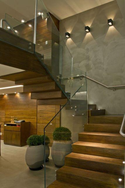 modelos de guarda corpo 50 dicas e fotos. Black Bedroom Furniture Sets. Home Design Ideas