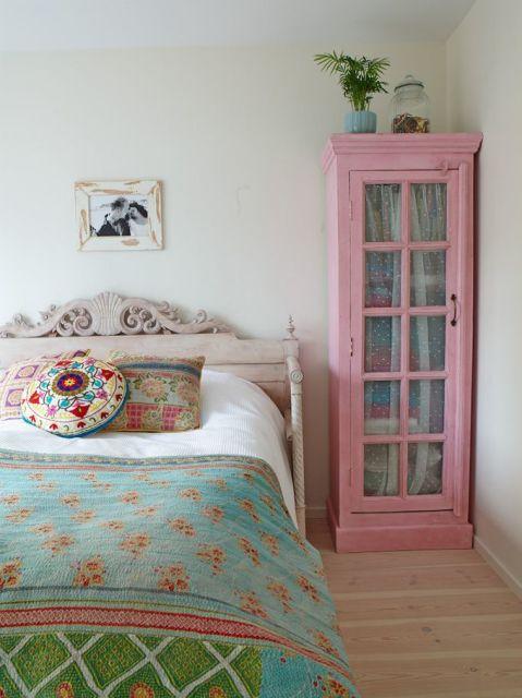 Quarto vintage e retr decora o dicas fotos - Decorar habitacion vintage ...
