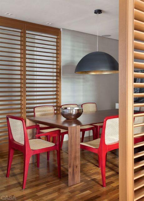 Lustre Para Sala Pequena De Jantar ~ SALA DE JANTAR PEQUENA Aproveitamento e Decoraçã