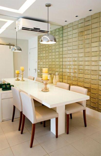 Buffet Para Sala De Jantar Pequeno ~ SALA DE JANTAR PEQUENA Aproveitamento e Decoração