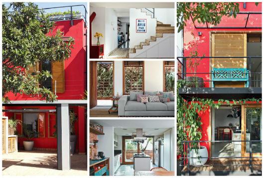 dicas simples de decoracao de interiores:60 SOBRADOS PEQUENOS: Projetos Incríveis, Dicas, Fotos