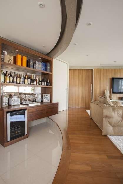 Bar em casa como fazer e ideias para decorar - Bares para casas ...