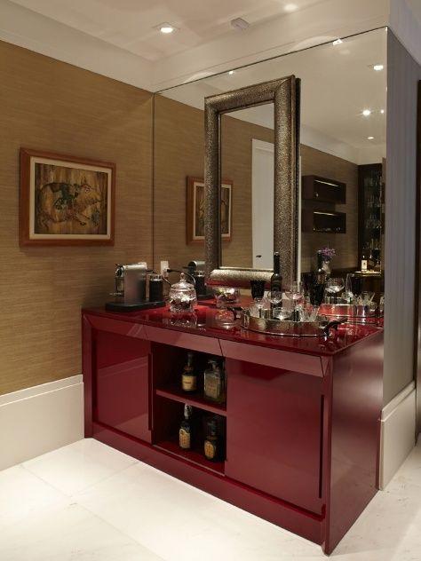 #474632 BAR EM CASA como fazer e ideias para decorar 474x632 píxeis em Bar Movel Sala Estar Moderno Colorido