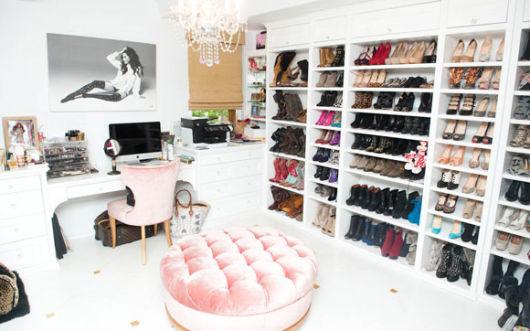 closet decorado