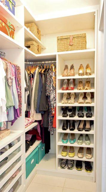 armário calçados