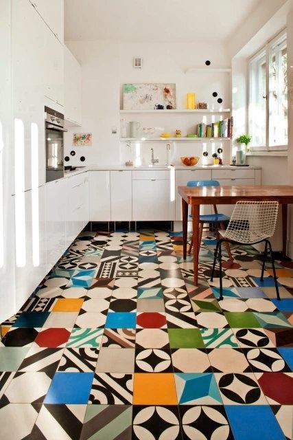 piso azulejo hidraulico